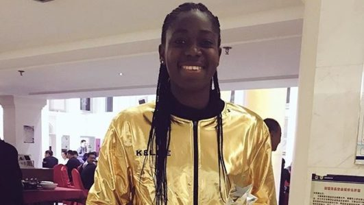 Asisat Oshoala aims for Women's Player of the Year hat-trick