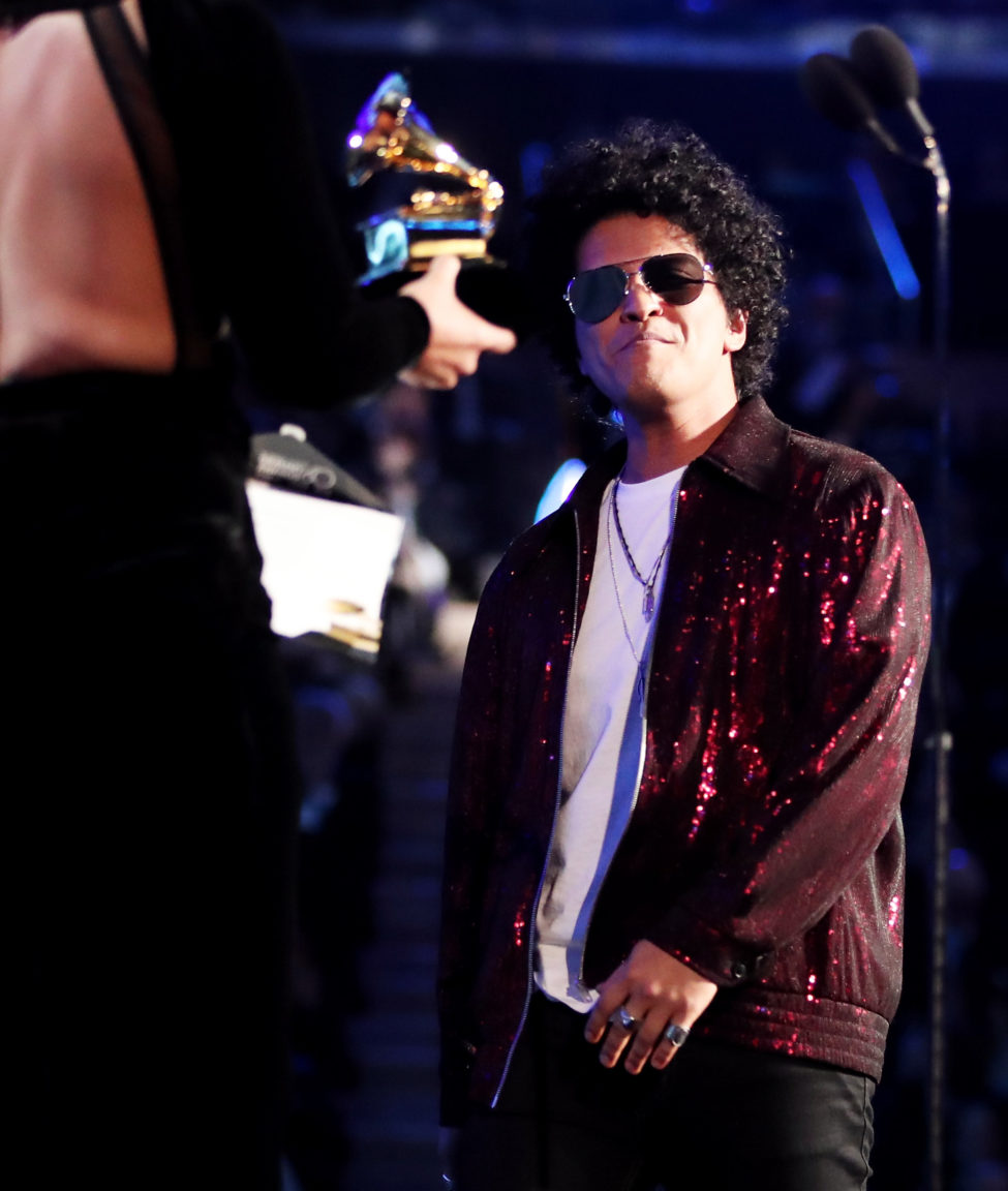 Bruno Mars Surprises With Grammy Sweep Guardian Life The Guardian Nigeria Newspaper