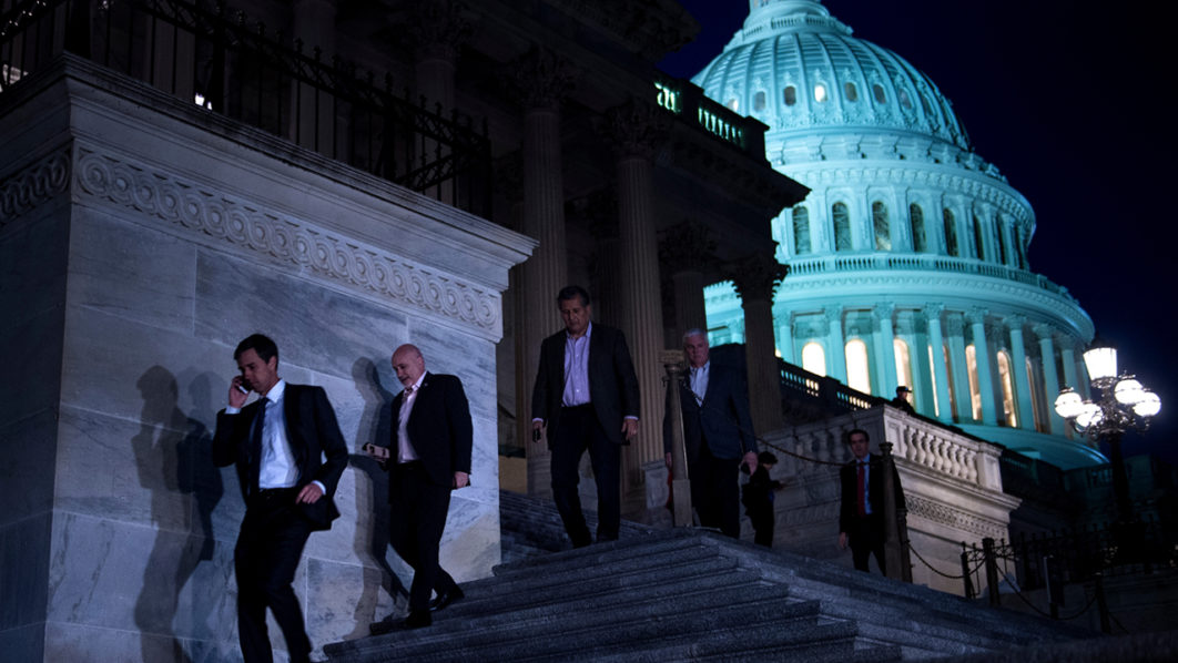 Government Shutdown Ends With One Clear Loser: Democrats
