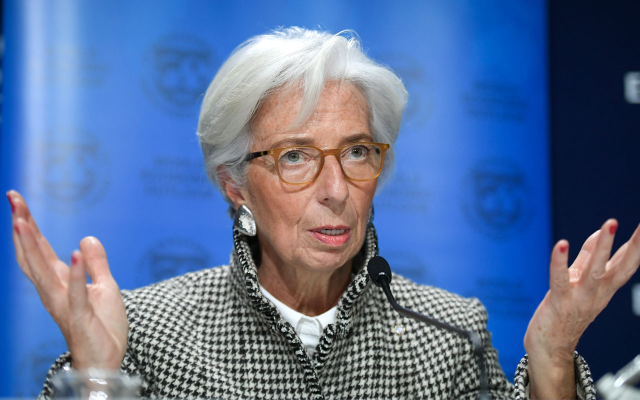 IMF chief says ready to support Pakistan after meeting PM Khan
