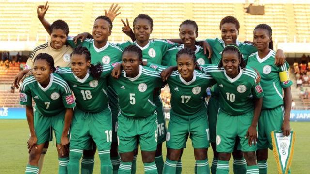 NFF bigwigs, Omidiran to cheer Falconets against Germany today