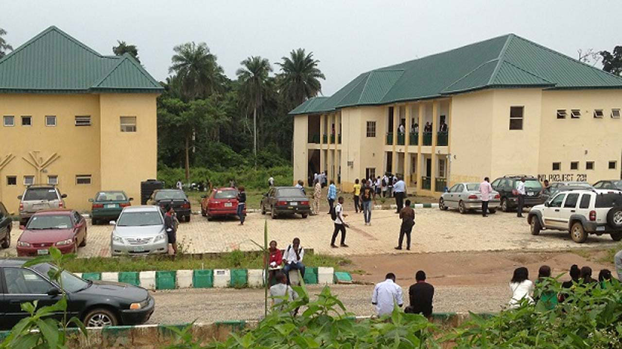Federal University Oye-Ekiti. Photo: The Guardian