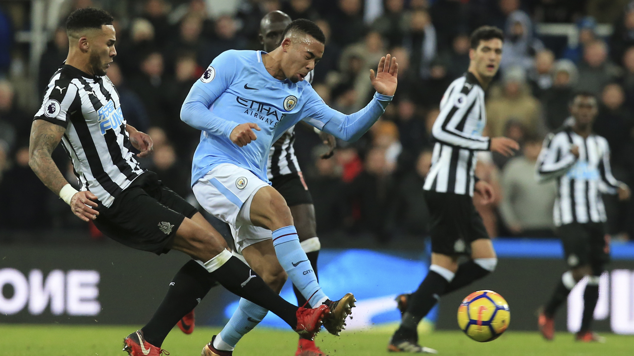 SPORT: Jesus hopes to hit peak for City after injury recovery