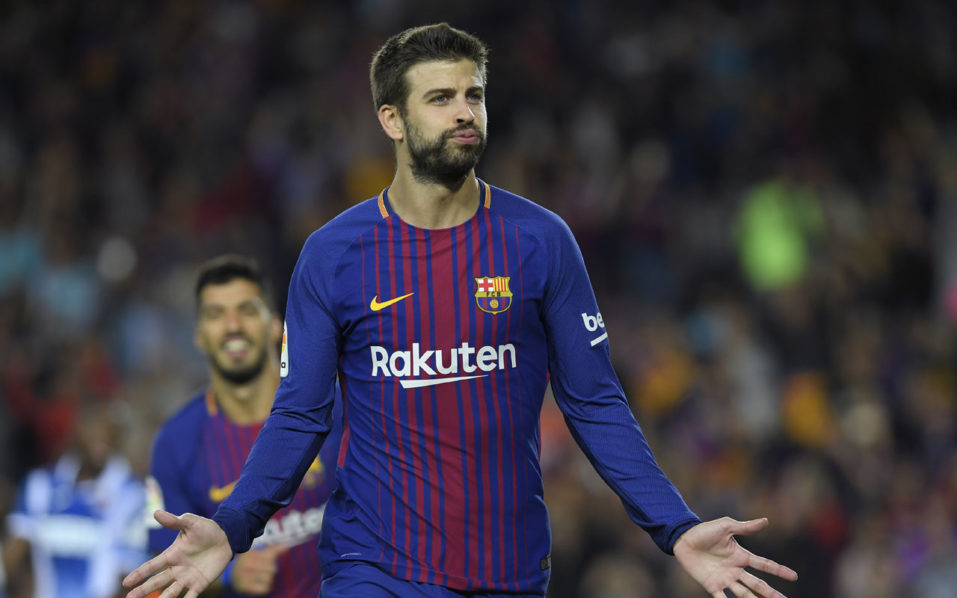 Sergi Roberto signs new Barcelona deal to follow Lionel Messi, Andres Iniesta and Gerard Pique