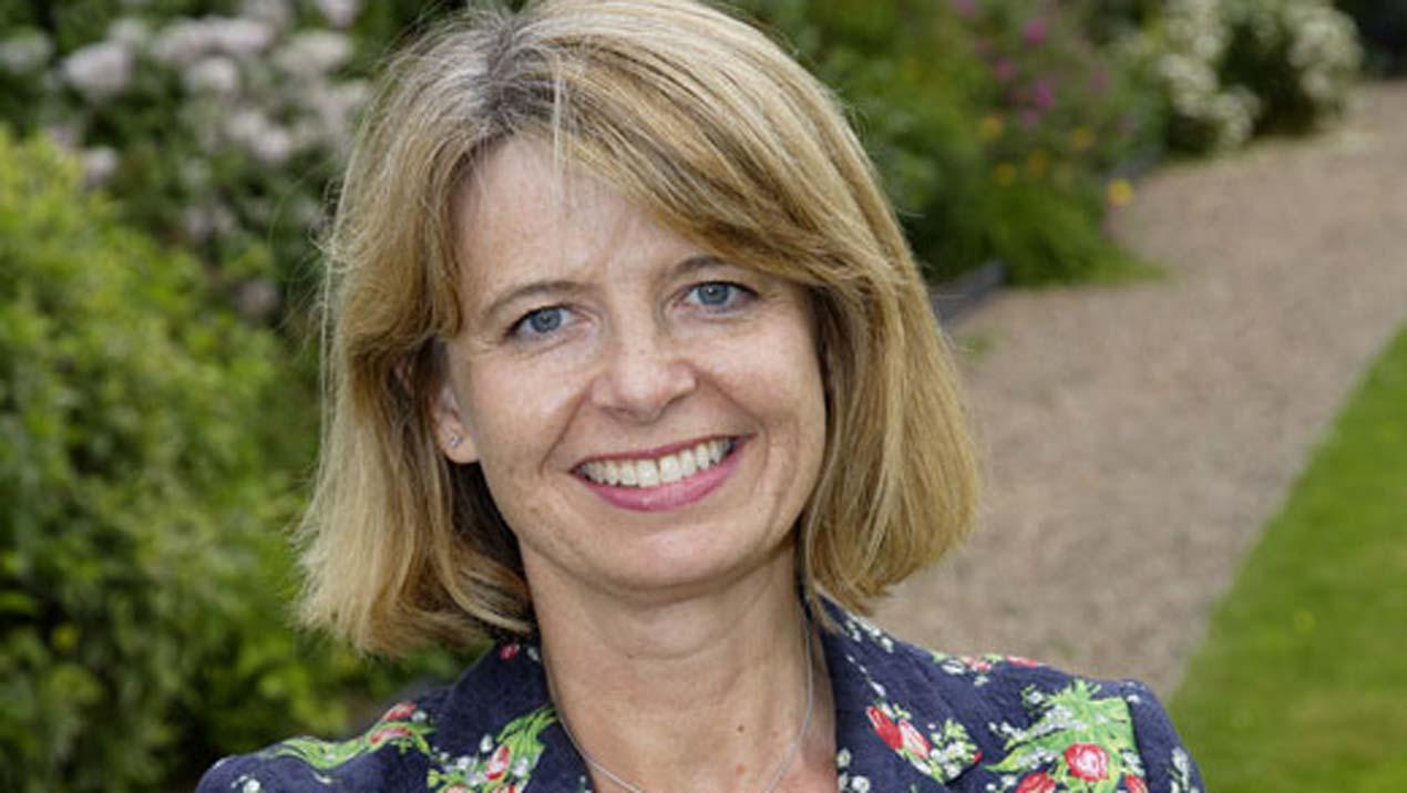 UK Foreign Minister Harriet Baldwin