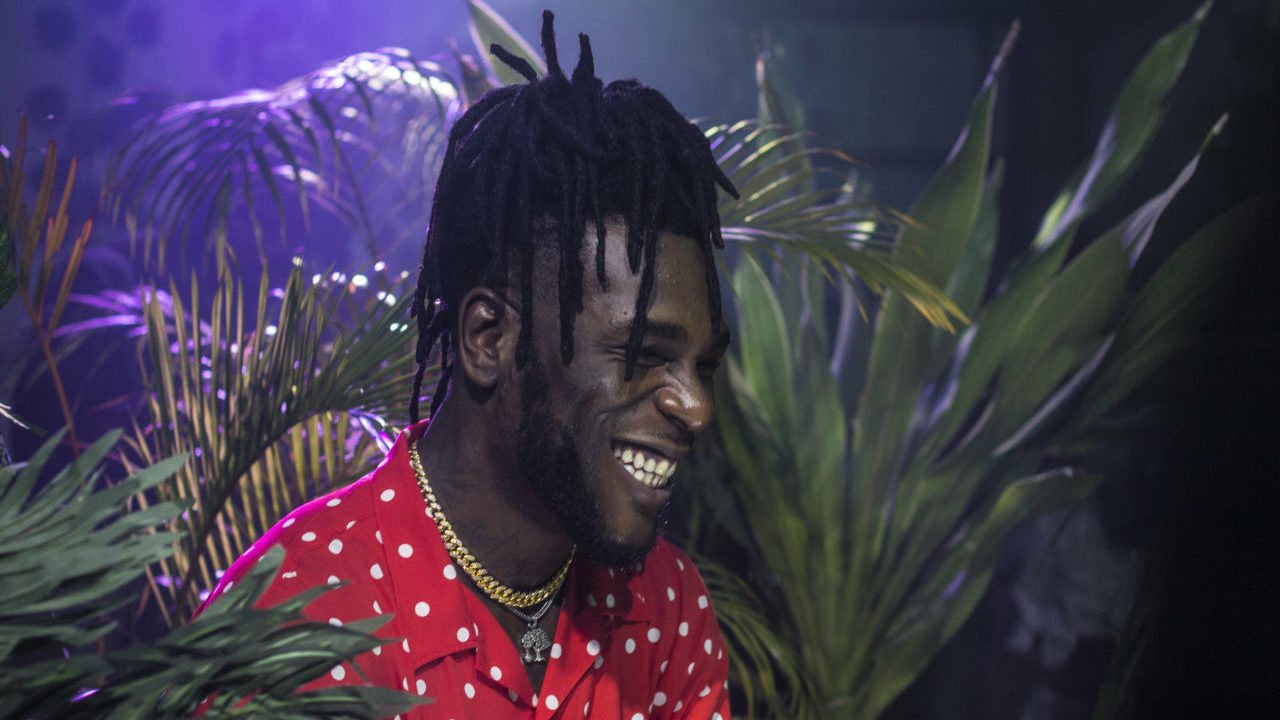 Burna Boy is running out of second chances, and he knows