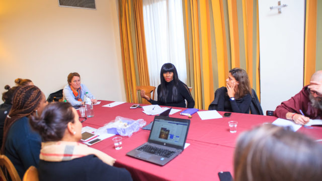 Stephanie Linus commence advocacy against sex trafficking in Italy