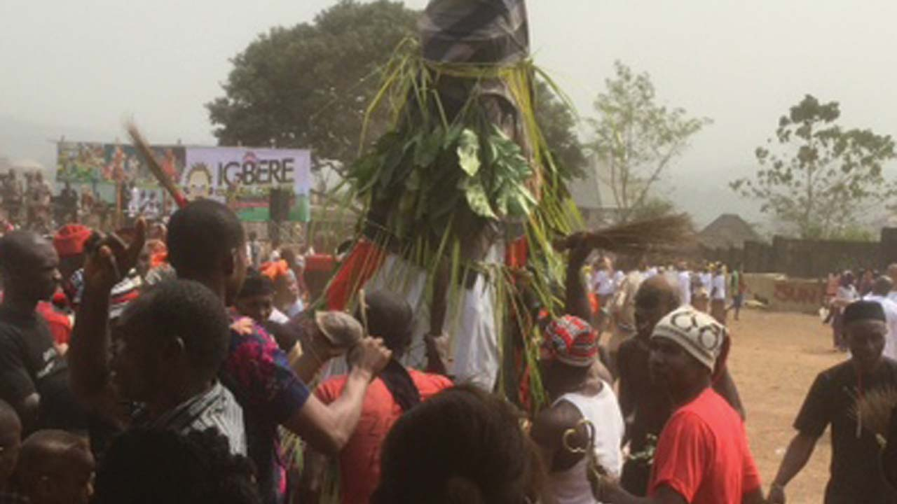Image result for Igbere carnival images