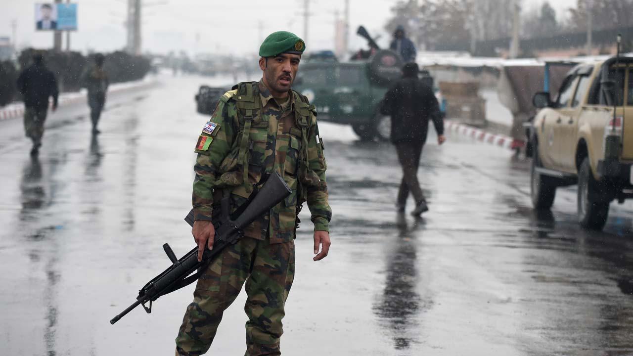 At least 17 dead in blast near embassies in Kabul