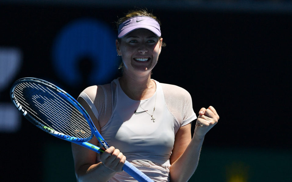 Australian Open: It's a day for comebacks in Australia