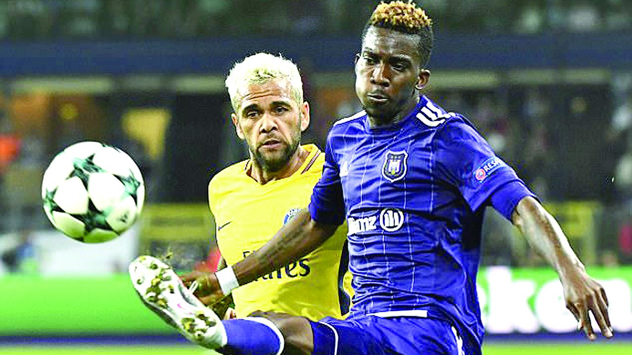 Onyekuru returns from Injury