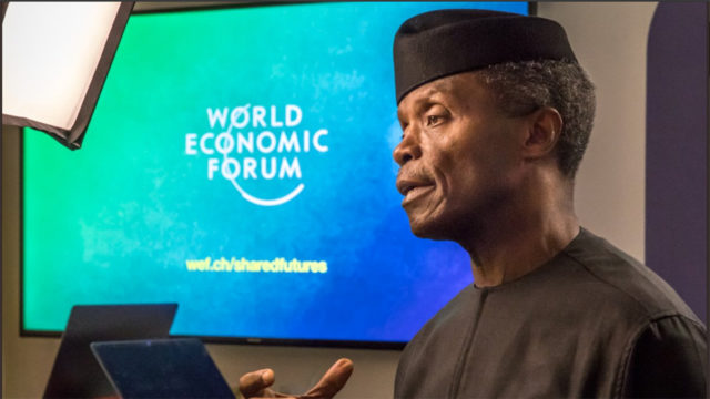 Benue killings not product of any planned agenda, says Osinbajo