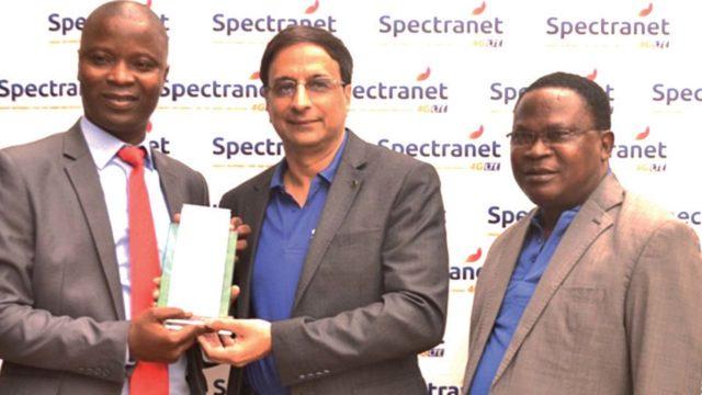 Spectranet 4G LTE leads ISP market in Nigeria
