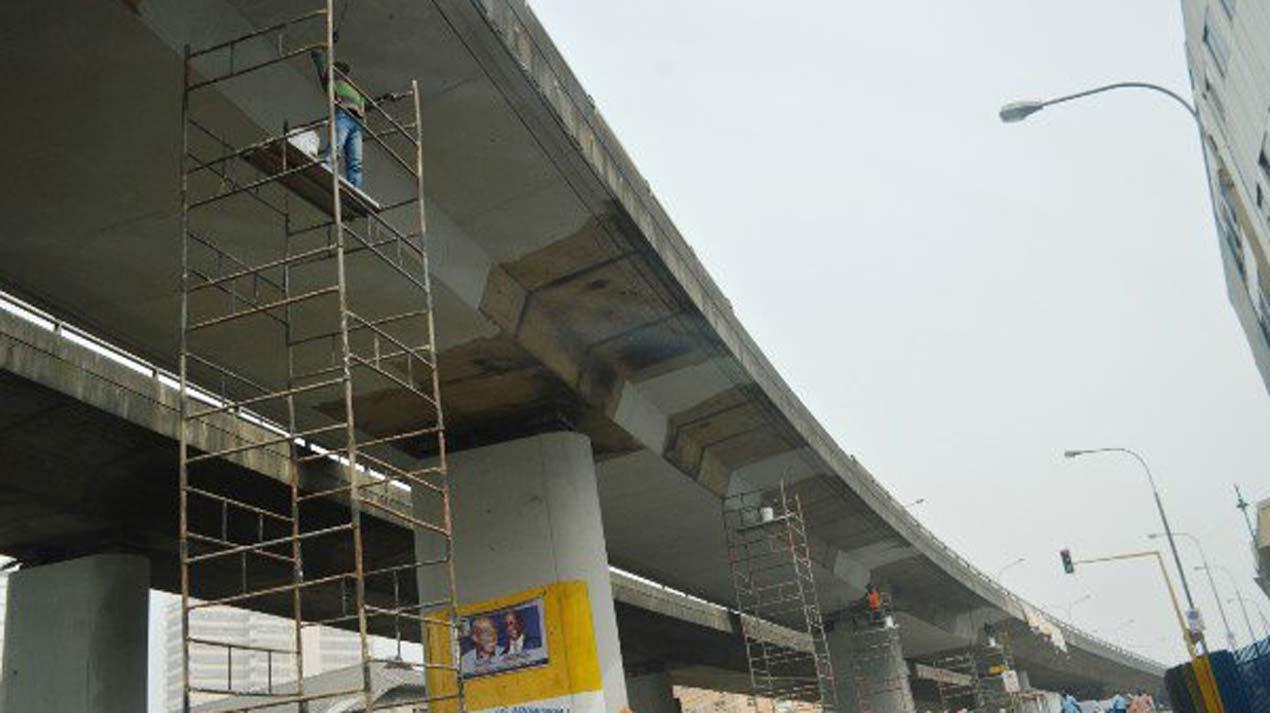 Pen Cinema Bridge: Sanwo-Olu promises to remobilise contractor to ...