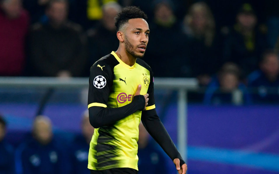 BVB chief Zorc hits out at Arsenal over public Aubameyang pursuit