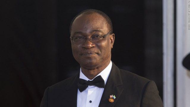 Sierra Leone presidential candidate promises to protect foreign investments