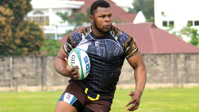 Nigeria rugby player, Okafor, signs for Portuguese club