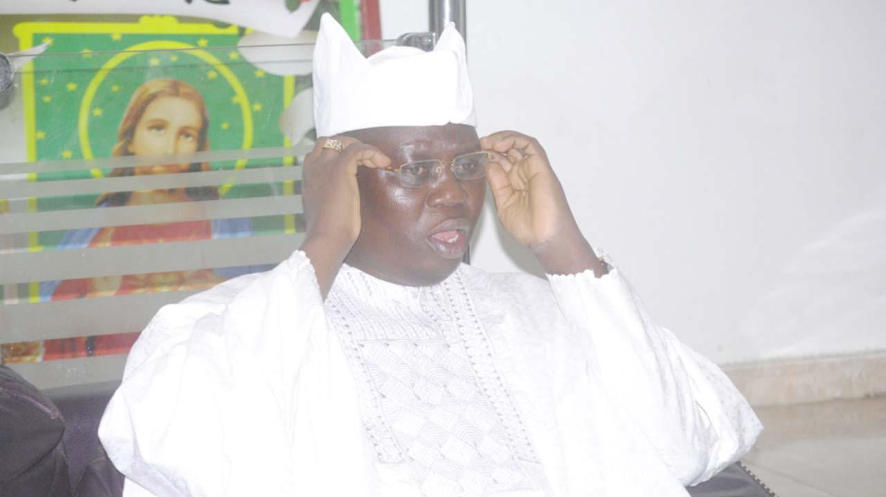 I will lead yoruba to fight invasion of our values saturday otunba gani adams m4hsunfo