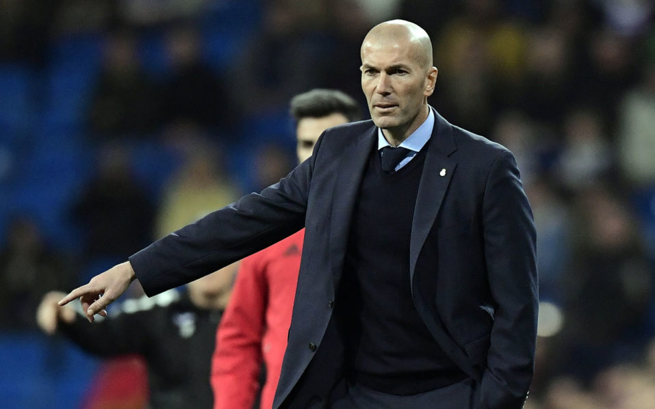 Zidane takes blame as Real Madrid suffer humiliating defeat
