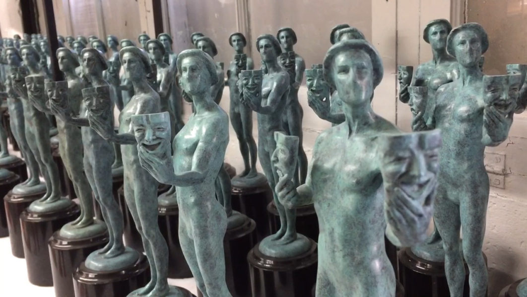 What to expect at today's SAG Awards