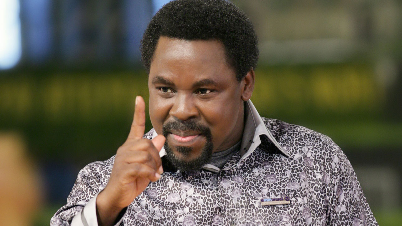 Prophet TB Joshua worthy of emulation' | The Guardian Nigeria News