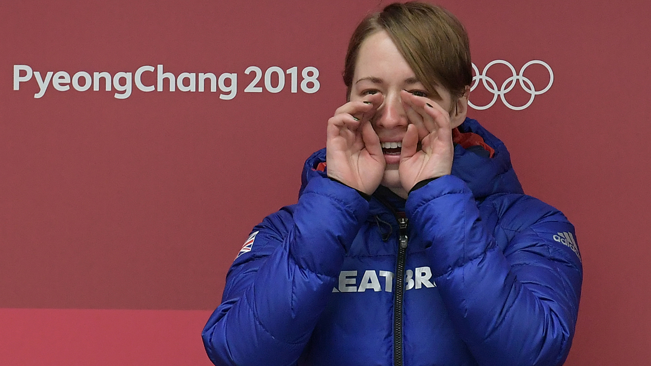 Winter Olympics: Yarnold wins second successive Skeleton gold as Deas takes bronze