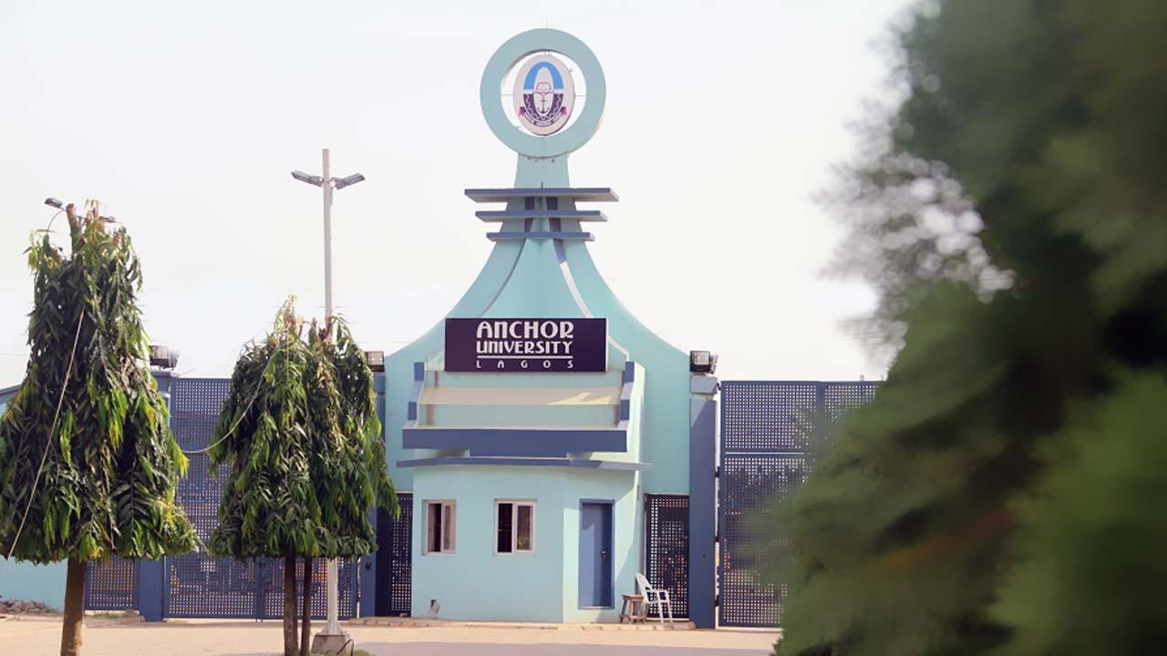 Main Entrance, Anchor University. Photo: Guardian Nigeria