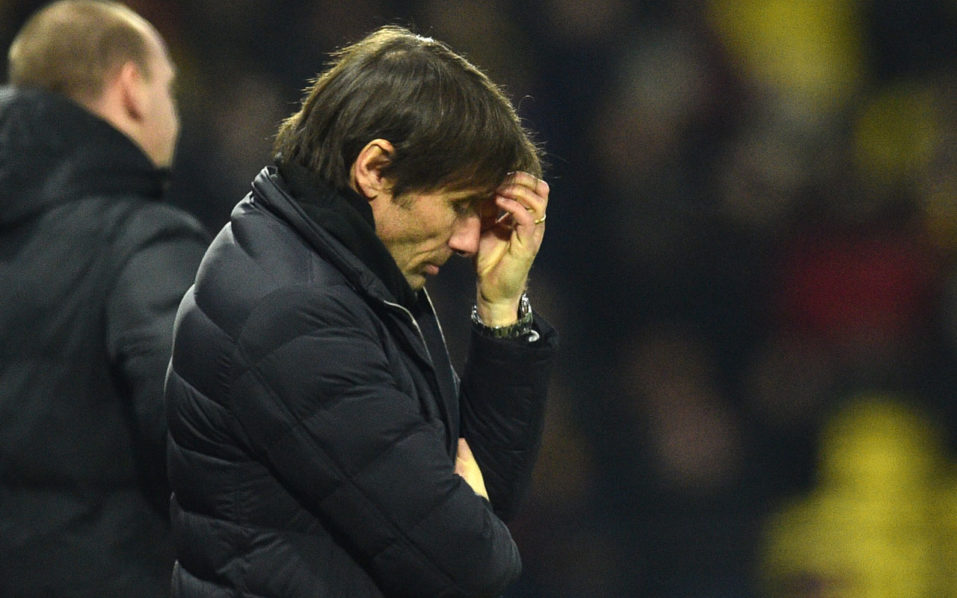 SPORT: Conte to be sacked and replaced by Sarri