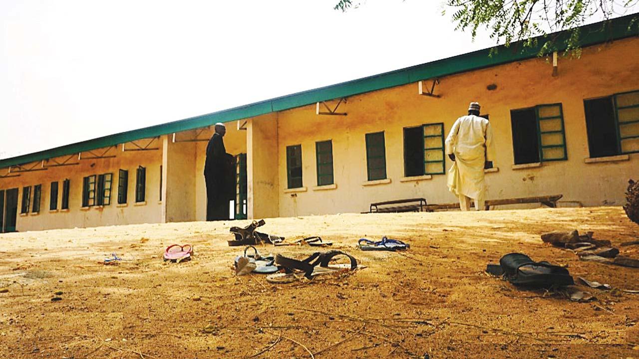 110 girls missing after Boko Haram raid on Nigerian school
