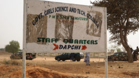 Army yet to confirm report of freed Dapchi schoolgirls