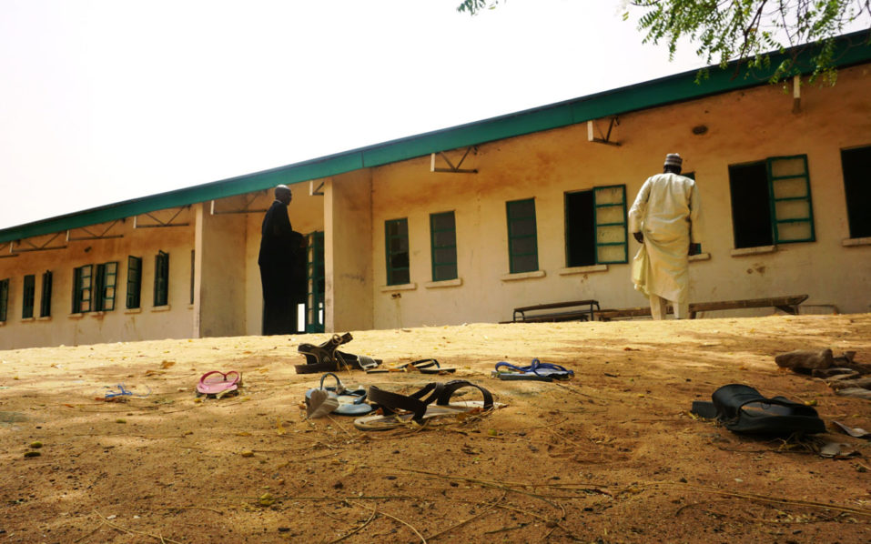 Committee on Dapchi school girls' abduction inaugurated