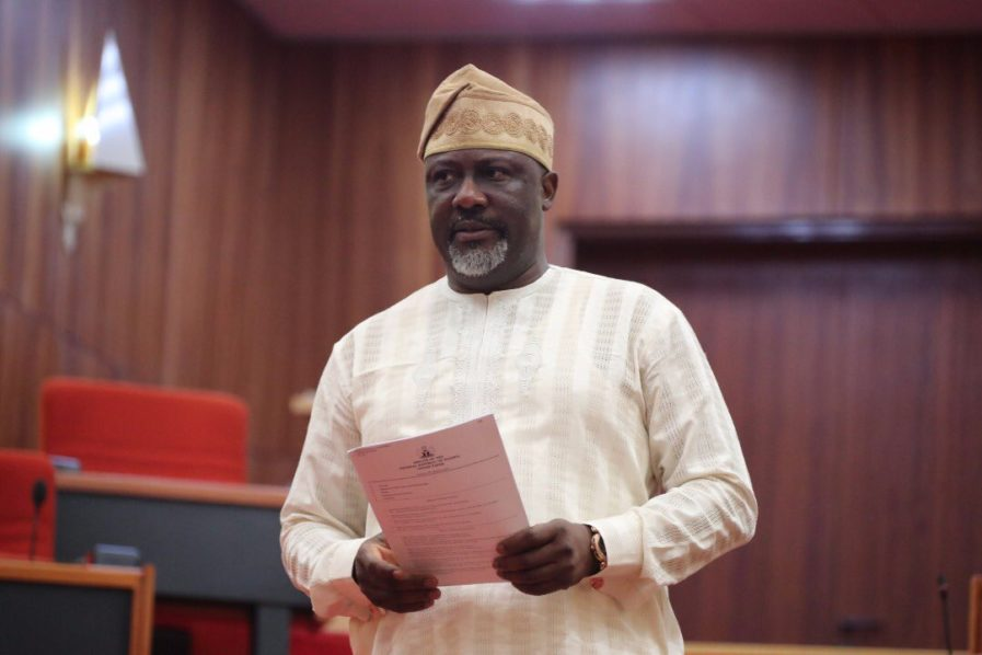 Dino Melaye arrested in Abuja