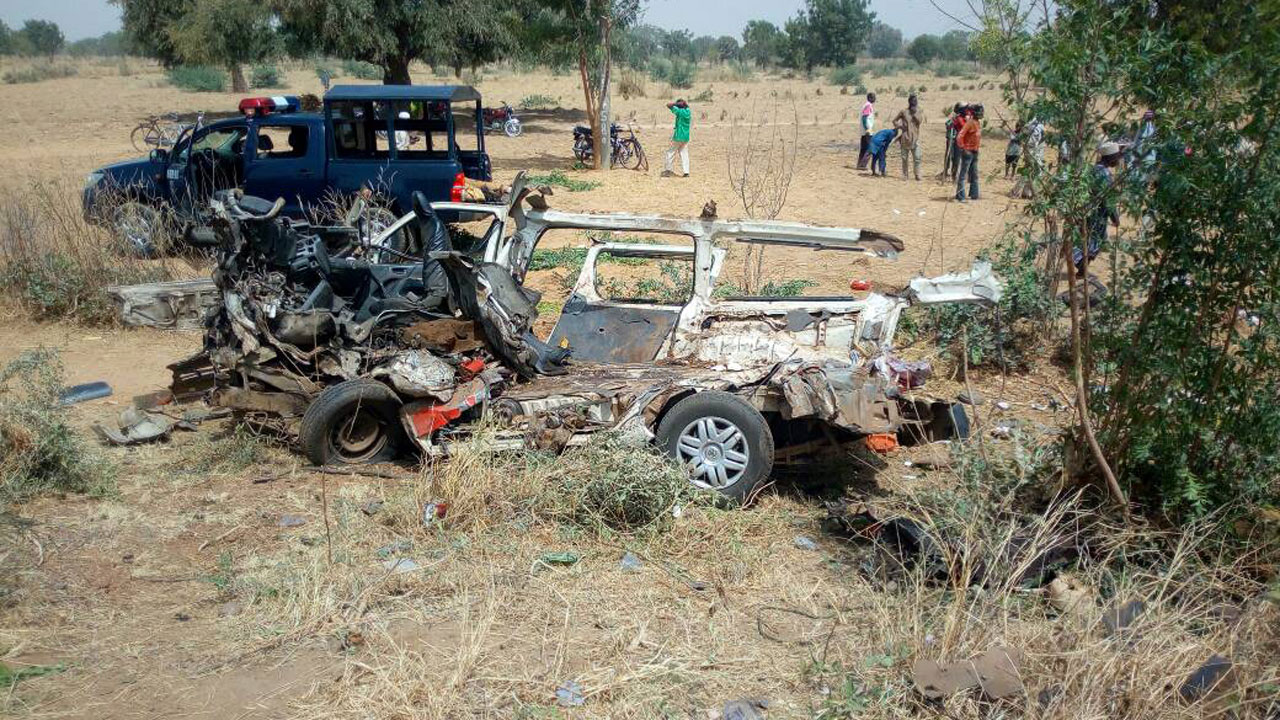 Students Killed in Kano Road Crash