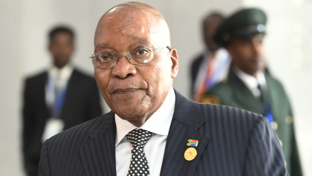 Zuma asks prosecutors to drop corruption charges