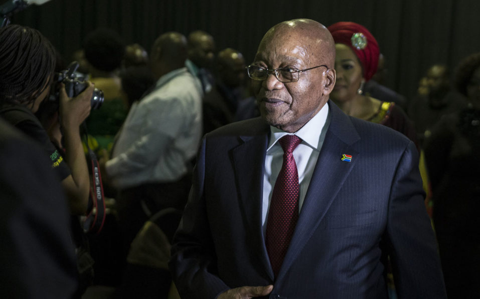 ANC meeting ends, SA President Zuma's fate still up in the air