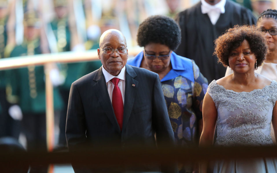 What's holding up the Zuma exit talks