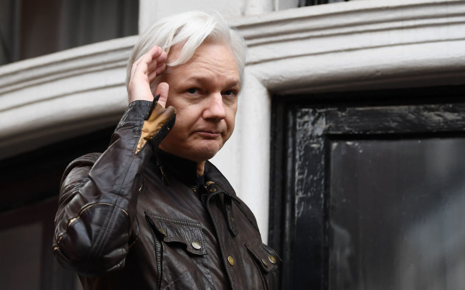 Judge refuses to quash arrest warrant for Julian Assange