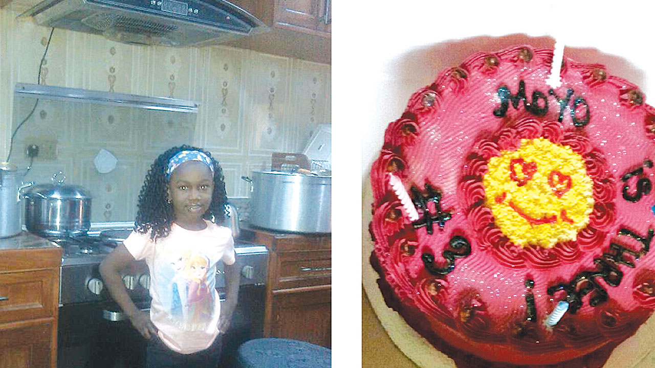 Tamilore The Kid Baker Speaks About Her Cake Business Business