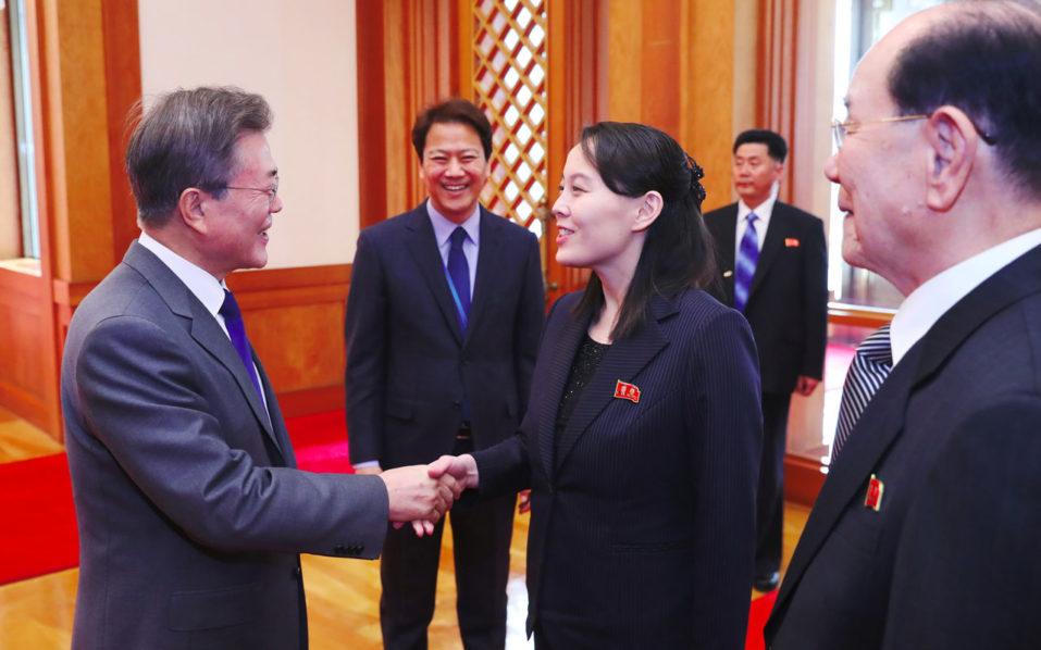 North Korea's Kim lauds South's hospitality — World — The ...