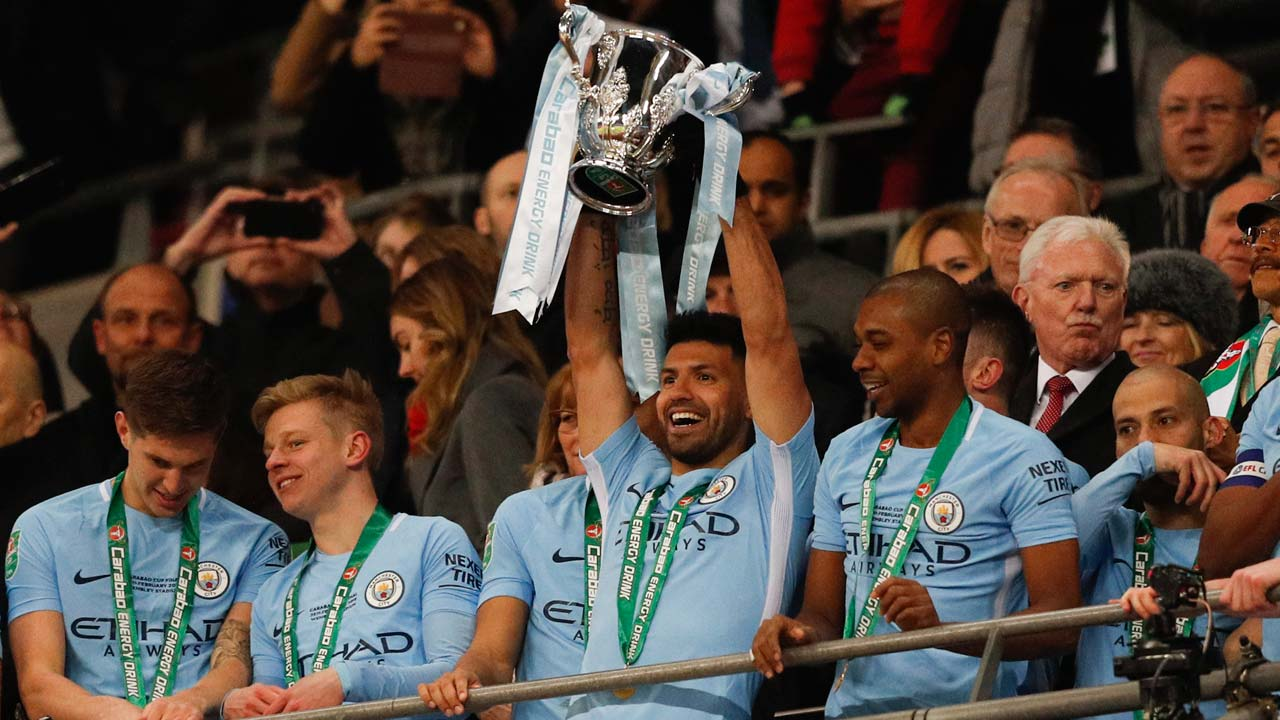 How Many Man City Won The Cup: Manchester City Beat Sorry Arsenal 3-0 To Win League Cup