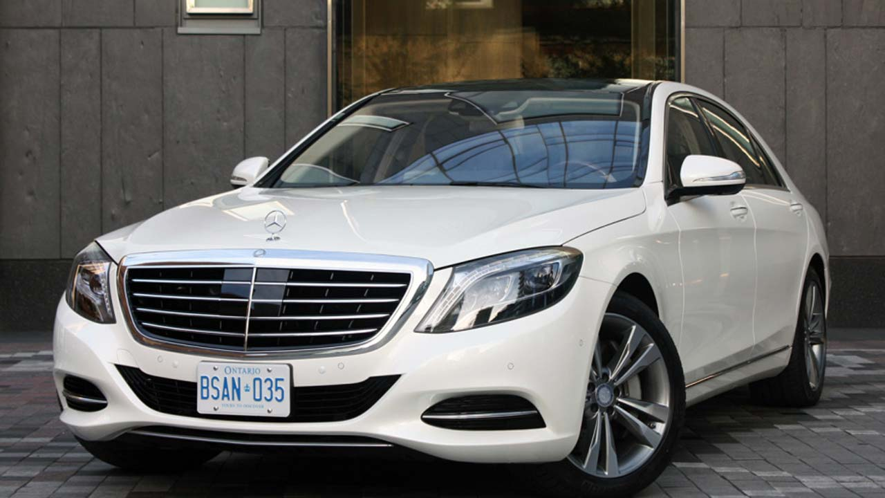 New generation Mercedes Benz S-Class arrives in Nigeria ...