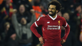 Salah, De Bruyne named on PFA team of the year