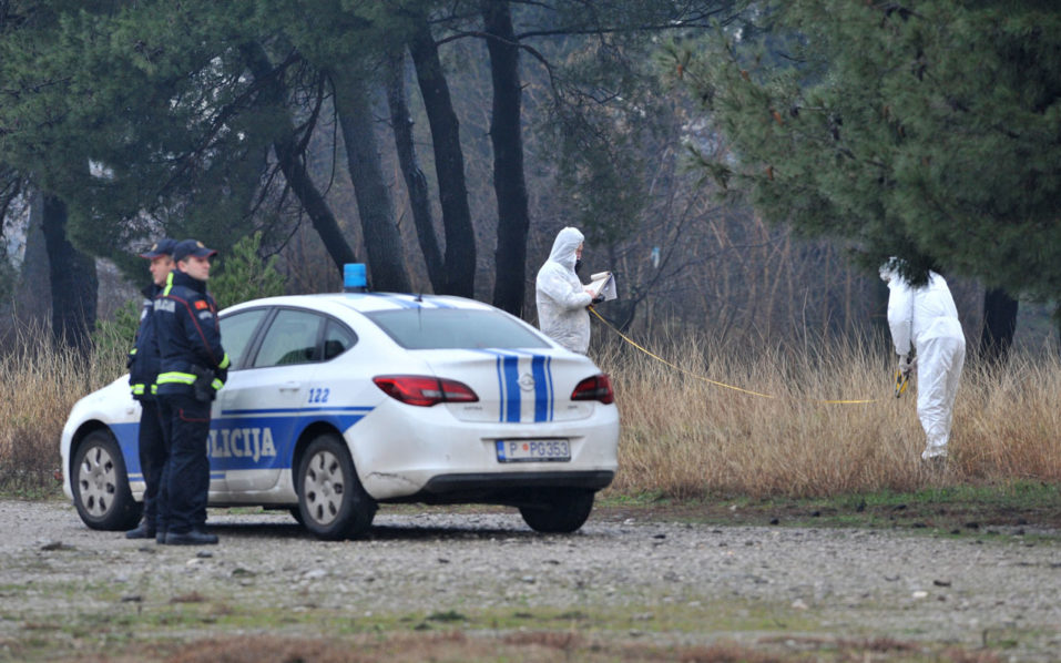 Man blows himself up outside USA embassy in Montenegro