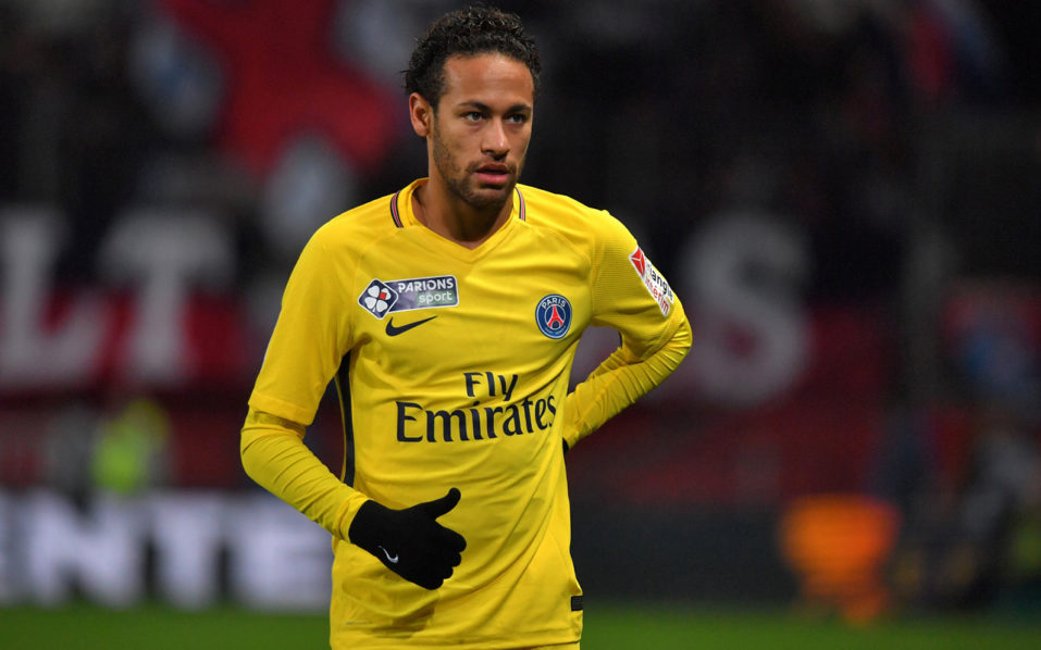 neymar and psg aim to depose mighty real madrid in