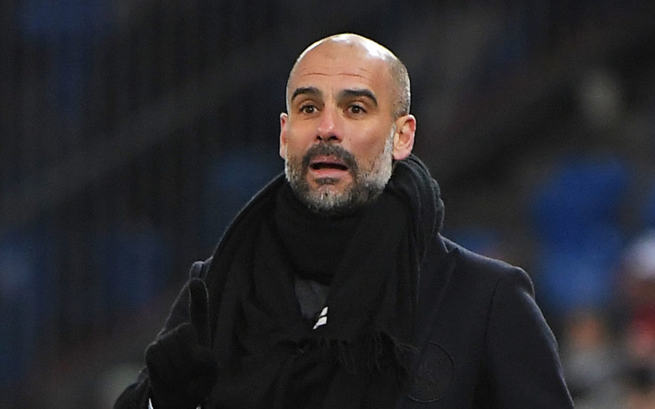 SPORT: 'I wasn't good enough to play for Wigan,' says City boss Guardiola