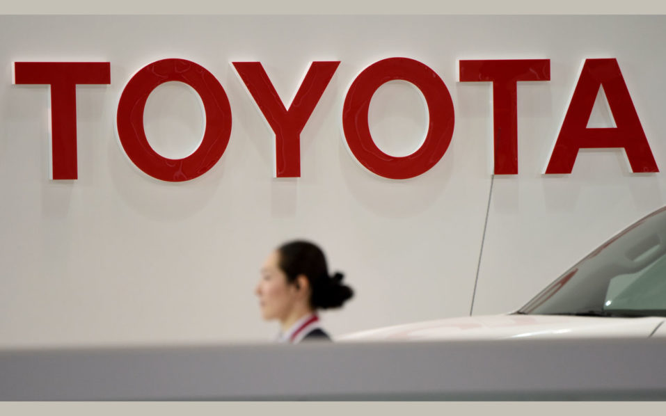 Toyota expects record net profit as weaker yen offsets United States struggle