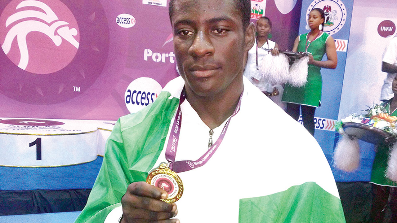 AWC: Three Nigerian wrestlers pick Youth Olympic slots