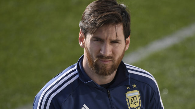 Messi, Lanzini lead Argentina's 23-man Russia 2018 squad