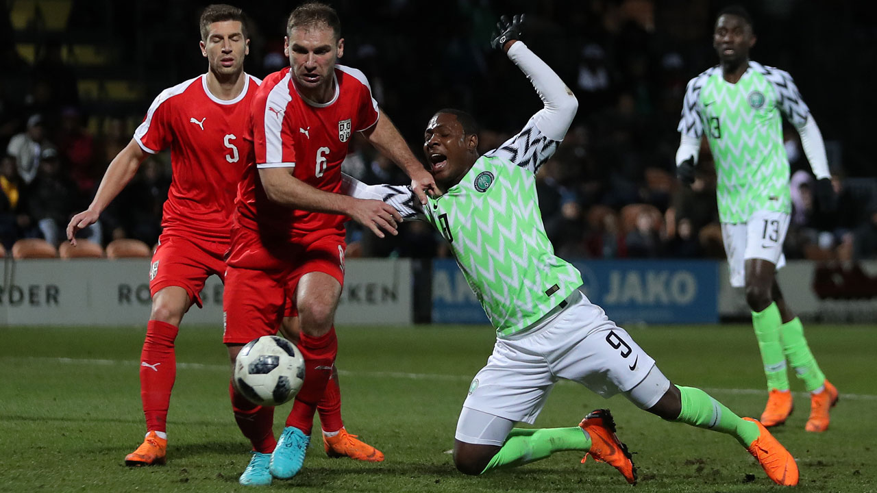 Serbia prove two strong for Super Eagles — Nigeria Today