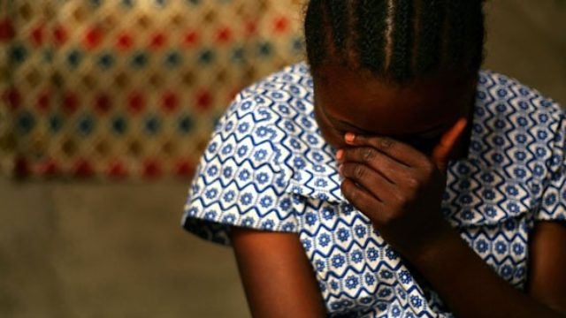 'Domestic violence inflicting psychological, emotional trauma on children'